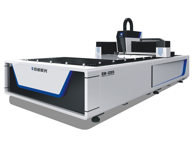 1000W Dual Drive Sheet Metal Laser Cutting Machine