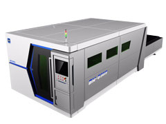 3000W Dual Drive High Speed CNC Fiber Laser Cutting Machine