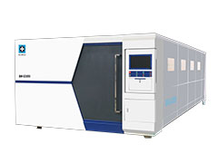 6000W/8000W Ultrahigh Cutting Speed Fiber Laser Cutter